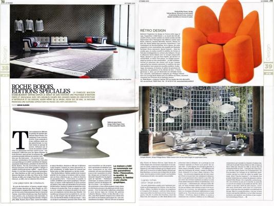 Le Monde Supplément, 10/2010