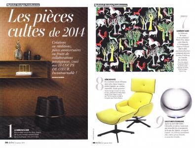 L'Express Styles, 01/2014