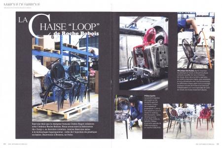 Maison Française Magazine, 09/2014