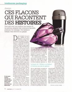 Cosmetiquemag, 10/2011