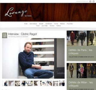Lorenzo de Paris, 04/2012